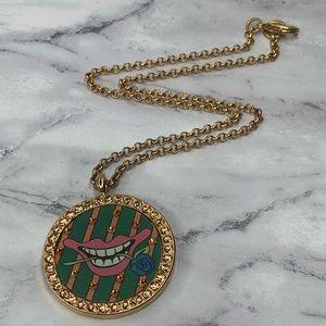 Tarina Tarantino Swarovski Hippie Pendant Necklace